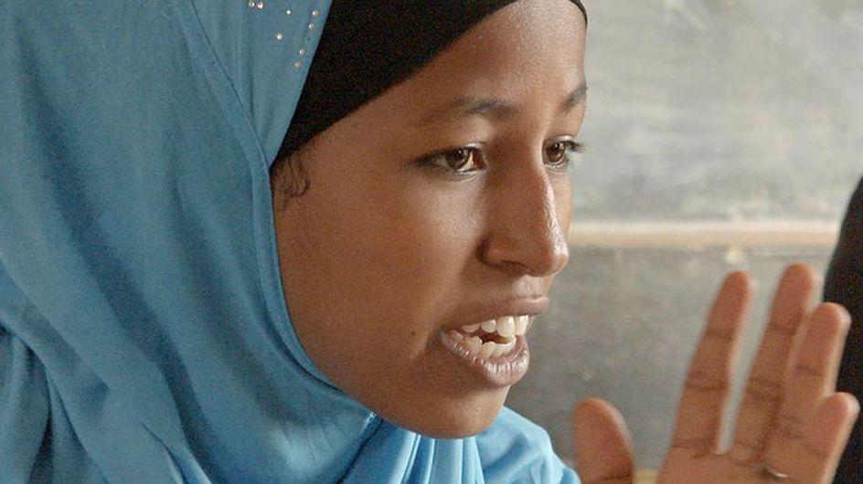 """La emocionante historia de Balkissa Chaibou, la niña que dijo """"no"""" al matrimonio forzado"""