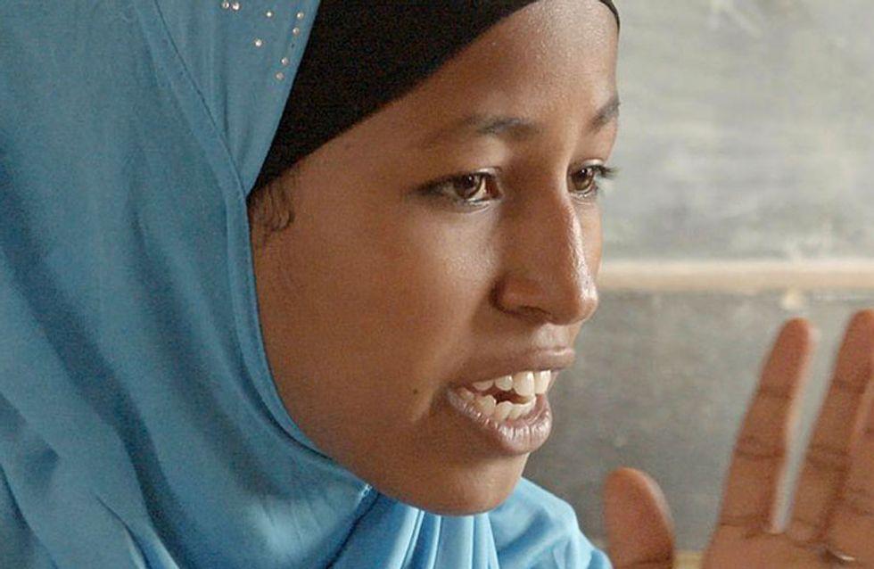 La emocionante historia de Balkissa Chaibou, la niña que dijo no al matrimonio forzado