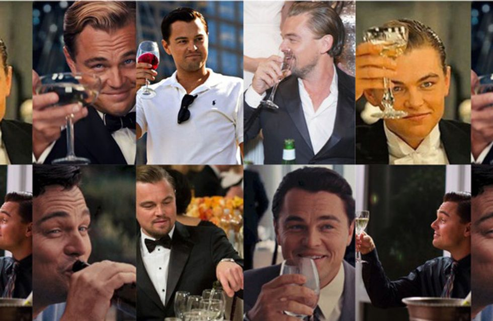 This Leonardo DiCaprio Compilation Will Show You Exactly Why He Deserves That Oscar
