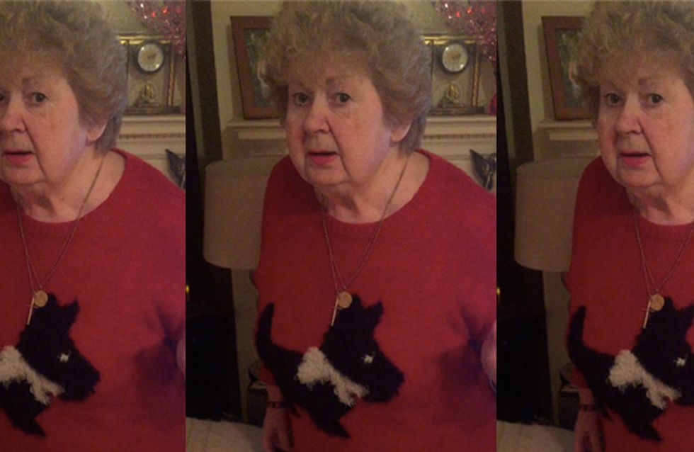 Here's What Happens When You Ask Your Nan To Show You Her Whip Nae Nae...