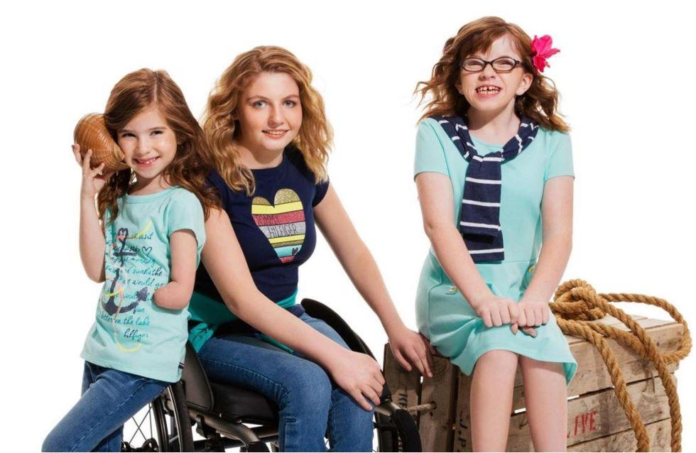 Tommy Hilfiger lance une ligne de vêtements pour enfants handicapés