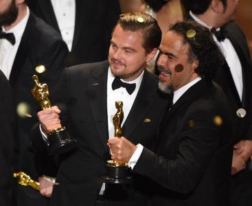 Leonardo DiCaprio et Alejandro G. Iñárritu