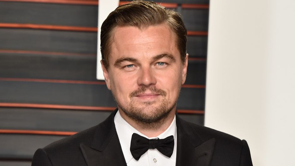 El hombre de la semana es... ¡Leonardo DiCaprio!