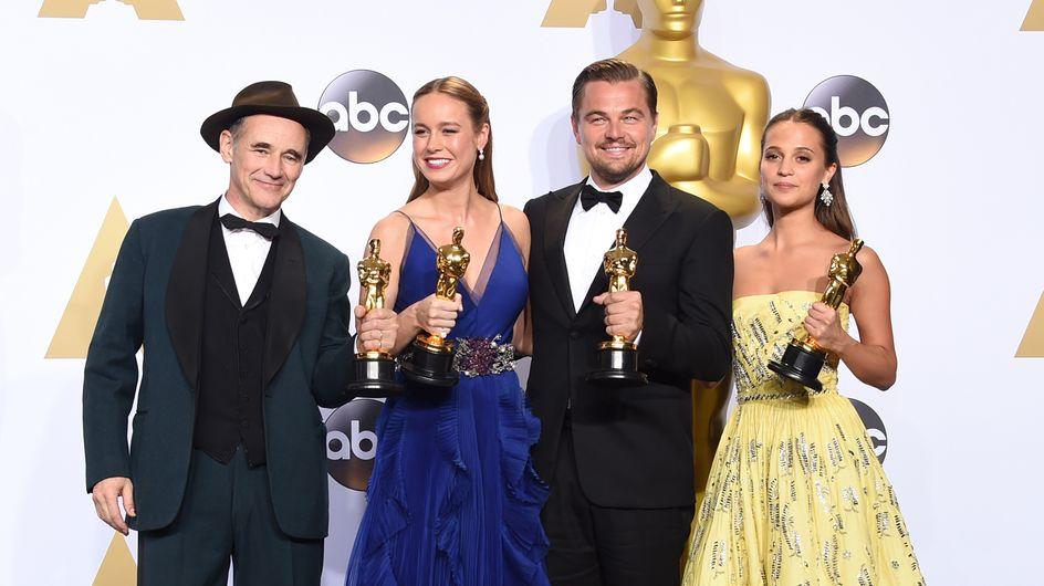 Vídeo: ¡Los mejores momentos de los Oscars 2016!