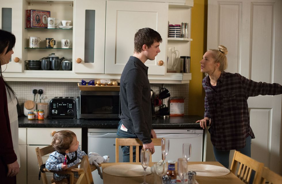 Eastenders 7/3 - ​Mick enlists the help of Babe and Lee to throw a surprise lunch for Linda
