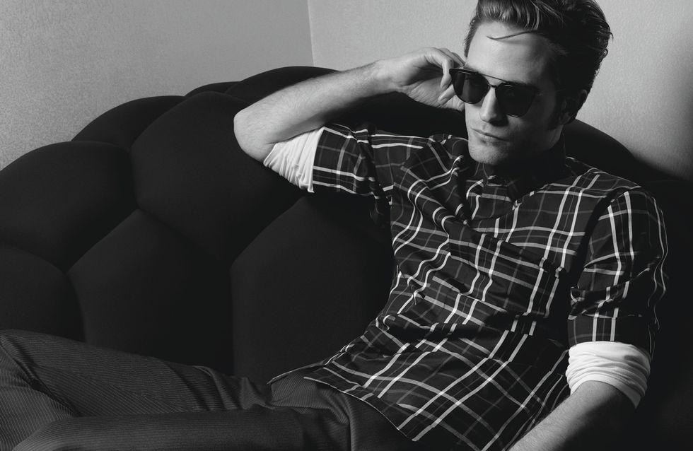 Ces photos de Robert Pattinson méritent leur place au-dessus de notre lit