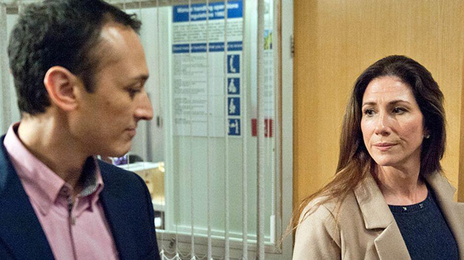 Emmerdale 7/3 - Emma Tells Marlon She Thinks Carly Is Hitting April
