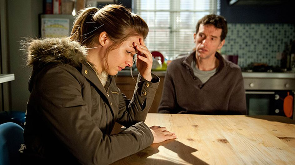 Emmerdale 8/3 - When Social Services Get Involved Carly Makes An Admission To Marlon