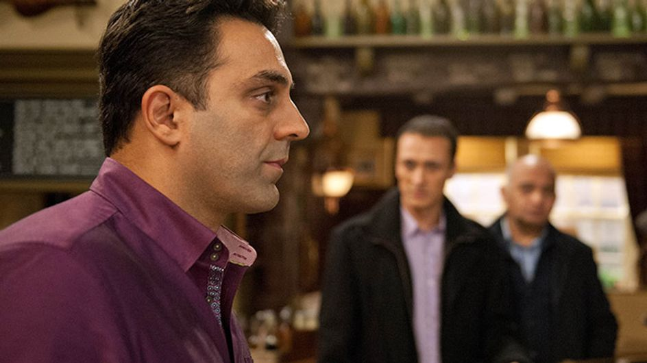 Emmerdale 9/3 - It's The Day Of Rakesh's Stag Do But He's Sick With Money Worries
