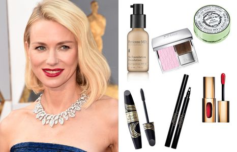 Copia el maquillaje de Naomi Watts