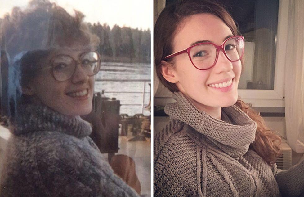Cloni: 15 foto di genitori e figli così somiglianti da farti girare la testa!