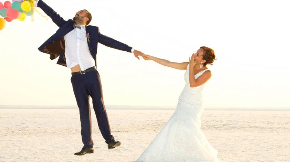 ¿De quién será la próxima boda a la que vayas?
