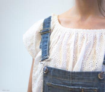 Comment porter la salopette en jean sans ressembler à un déménageur ?