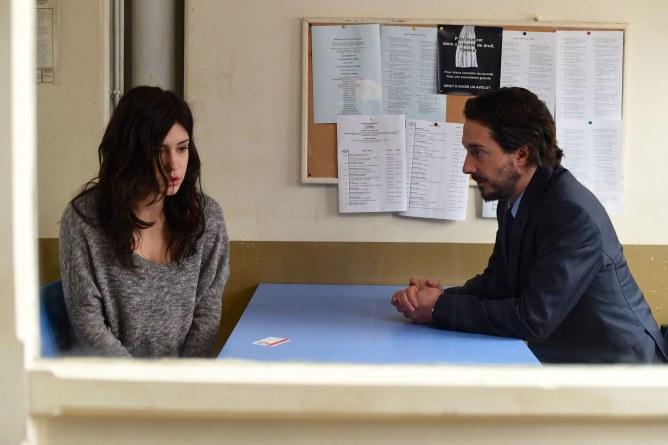 Adèle Exarchopoulos et Guillaume Gallienne