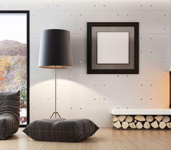30 chimeneas originales que darán un toque muy creativo a tu salón