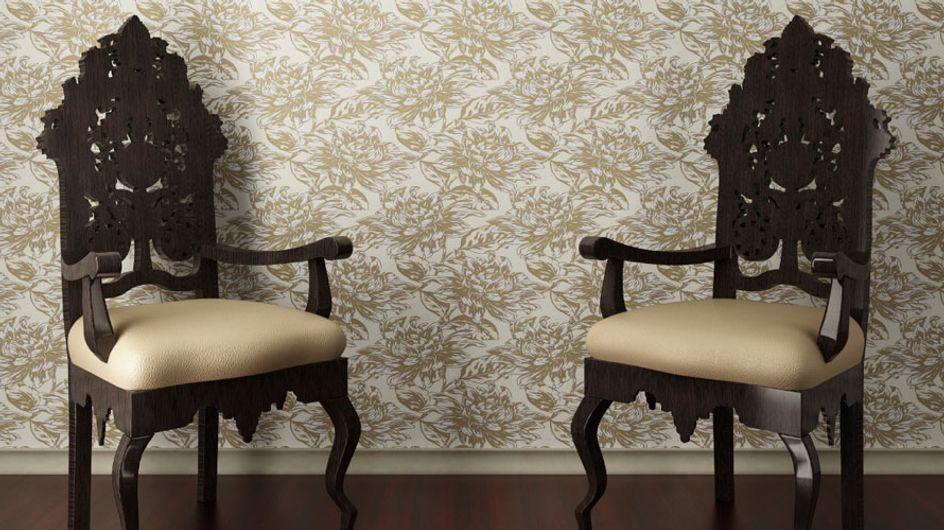 6 formas originales de vestir las paredes de tu casa
