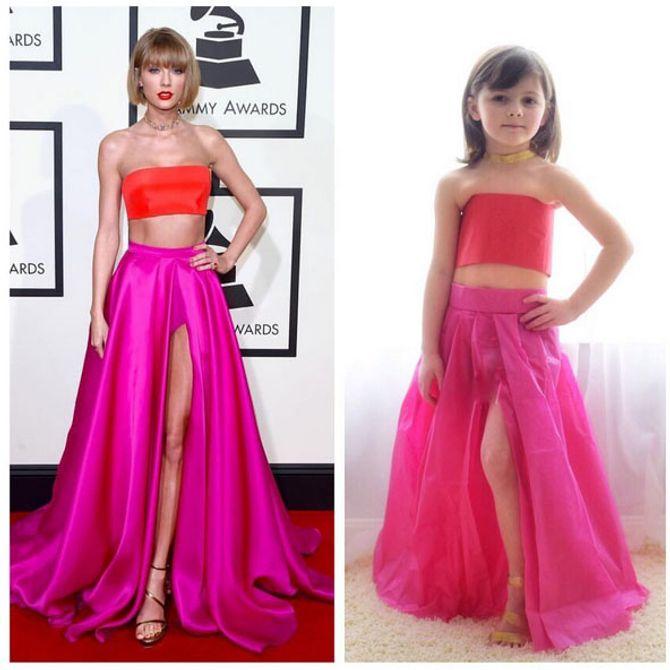 La robe Versace de Taylor Swift a inspiré Mayhem