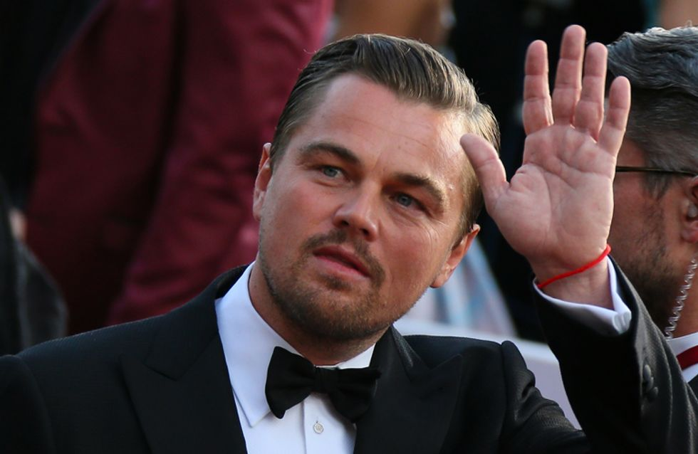 After All Of That Fuss, Leonardo DiCaprio Left His Oscar In A Bar