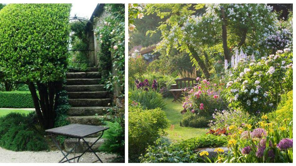 Les plus beaux jardins de France repérés sur Pinterest qui font rêver (Photos)