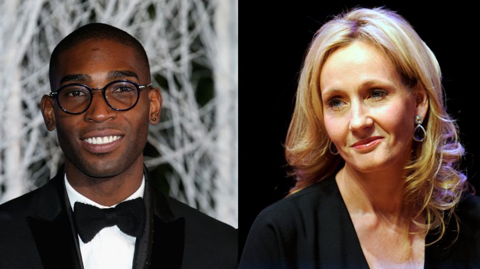Tinie Tempah And JK Rowling Are Having Twitter Banter And It's Amazing