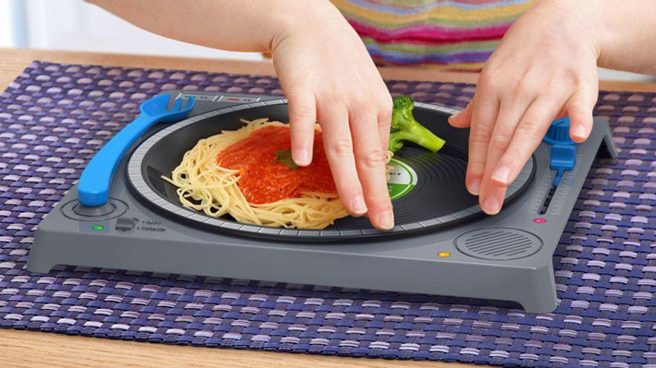 ¡Comer será un placer! Los utensilios prácticos y divertidos para la comida de los niños