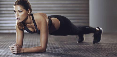 Trainingsplan für Zuhause: Übungen für Bauch & Taille