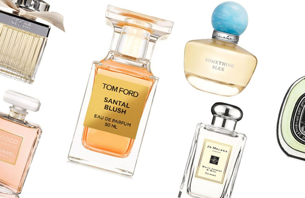 10 Of The Best Wedding Day Perfumes: The Scents That Say 'I Do'