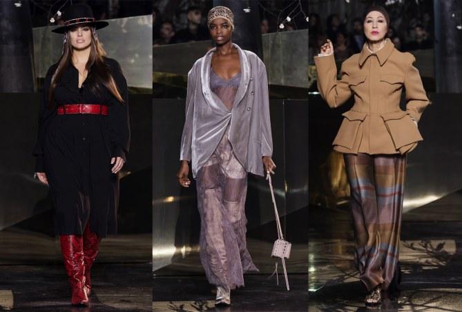 H&M a mis à l'honneur la diversité des femmes lors de son dernier défilé