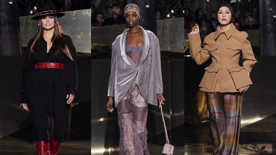 Pour son défilé, H&M Studio met la diversité à l'honneur