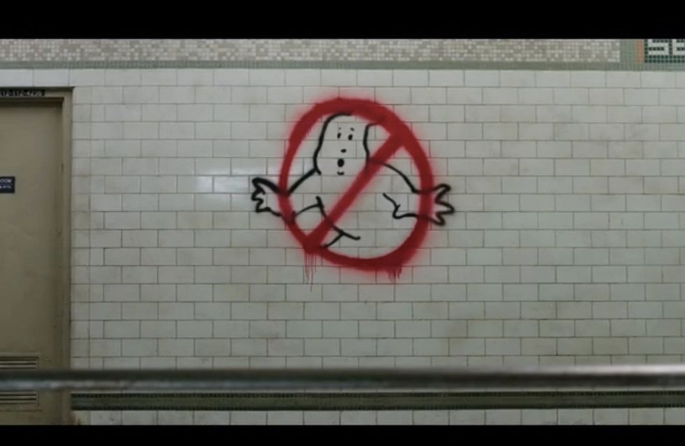 The New Ghostbusters Trailer Has Landed