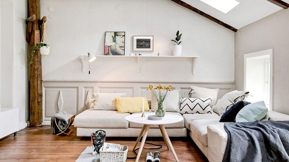 Blanco y madera, un binomio ganador para cualquier interior
