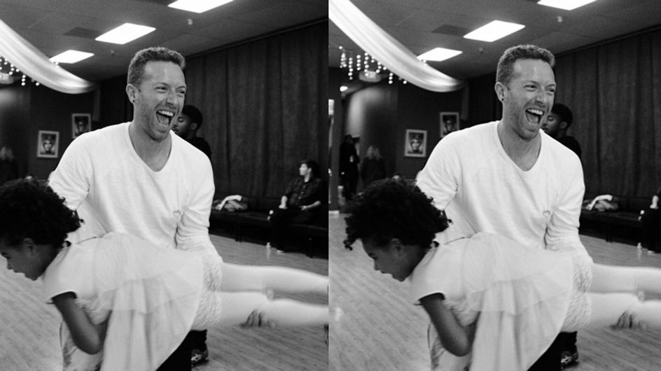 Chris Martin And Blue Ivy Carter Are Total BFFs In Beyonce's New Pictures