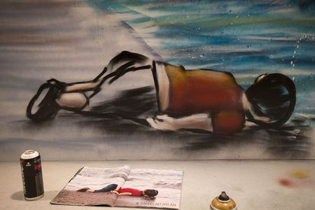 Hommage à Aylan Kurdi