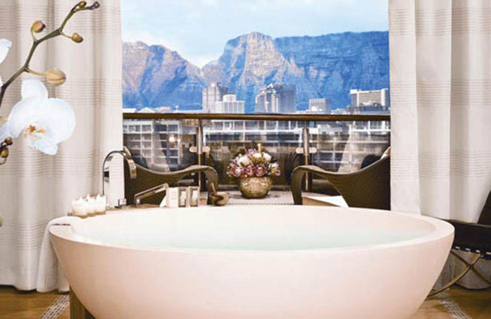 8 salles de bain qui nous font rêver