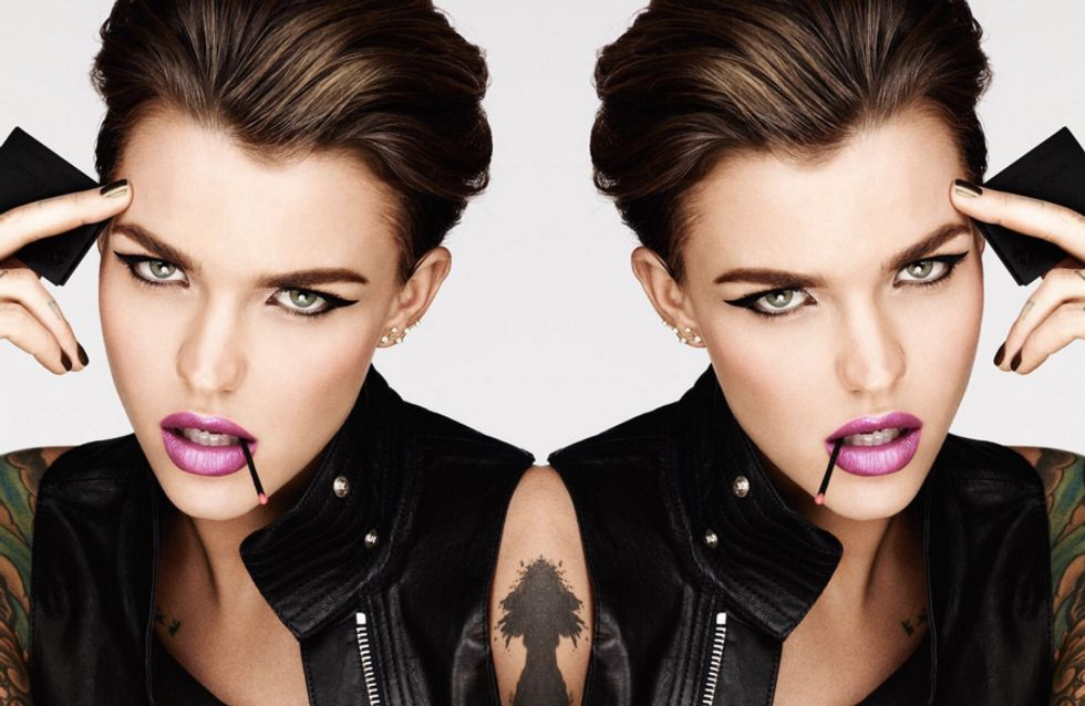 Urban Decay Has Announced Ruby Rose As The Face Of Their Latest Campaign