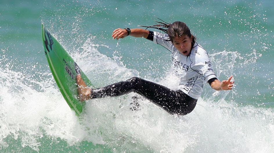 Silvana Lima, la surfista que no consigue patrocinadores por no ser lo suficientemente atractiva