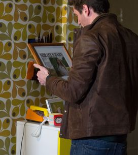 Eastenders 17/3 - Mick grows frustrated at the lack of answers about Ollie