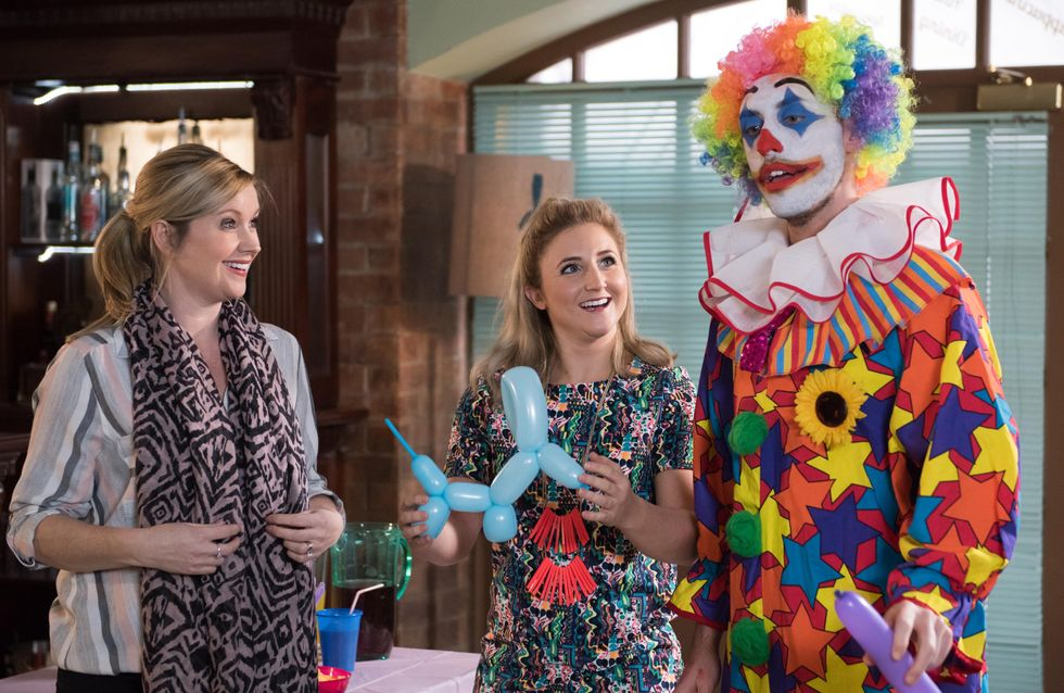 Hollyoaks 15/03 - J​ohn Paul tries to avoid Mrs St Claire