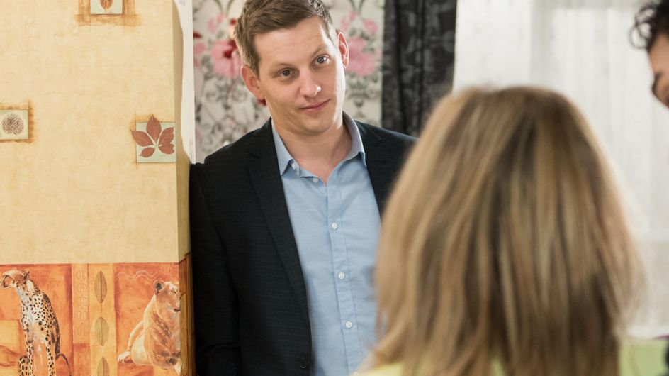 Hollyoaks 18/3 - Rachel offers to go to the hospital with Alfie