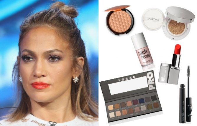 Copia el maquillaje de Jennifer Lopez