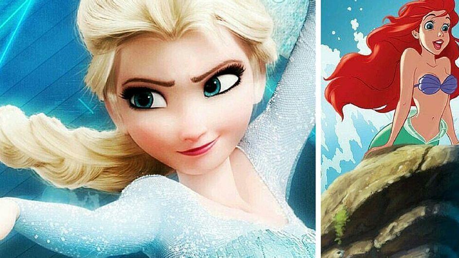 8 cose che abbiamo imparato dalle principesse Disney