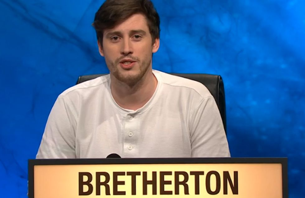 People Fell In Love With A Contestant On University Challenge Last Night