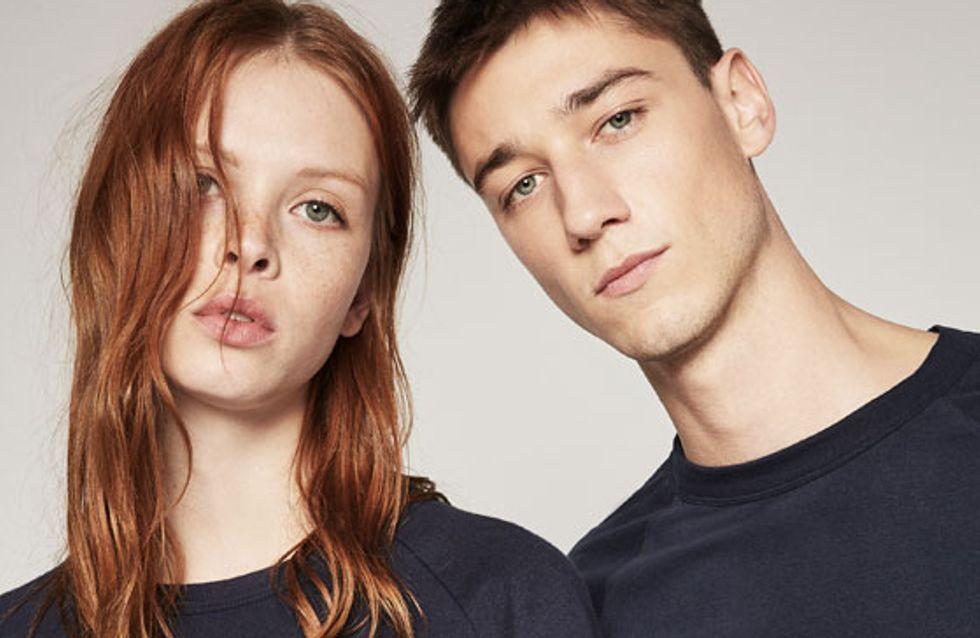 Zara lance sa collection de vêtements unisexes