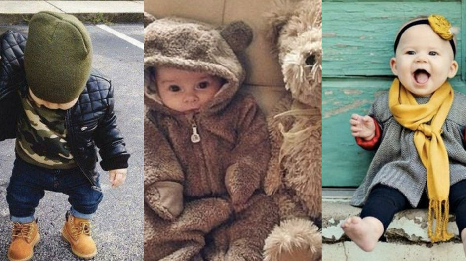 Prepare to Melt: 30 Of The Cutest Baby Outfits of All Time