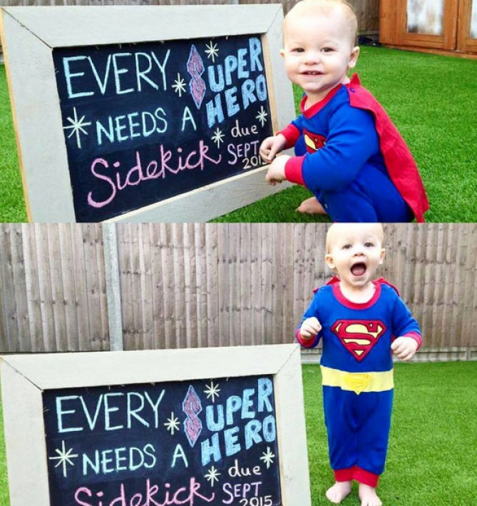 Jeder Superheld braucht einen Handlanger