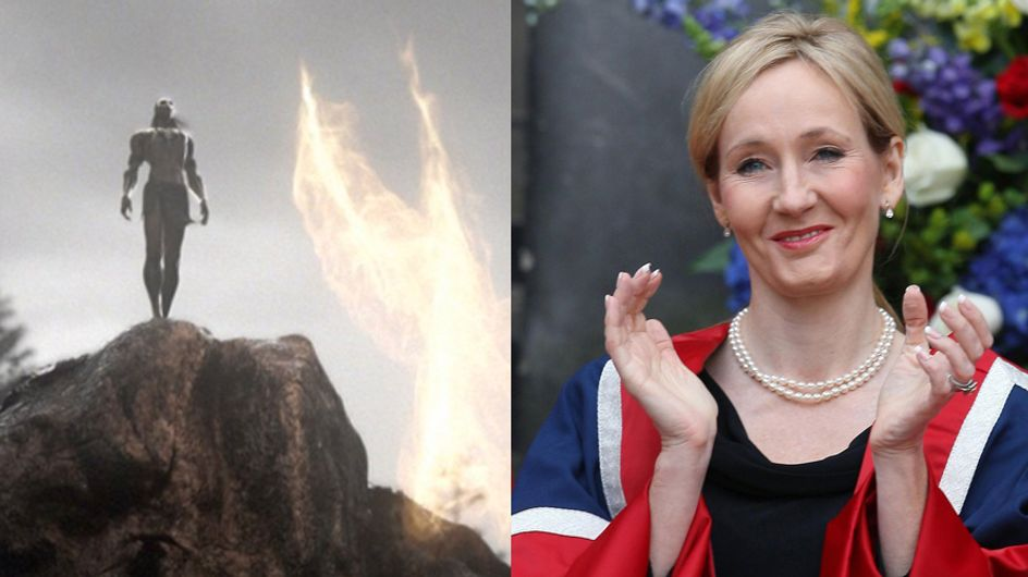 JK Rowling Has Written Four Stories About Magic In North America And People Are Excited