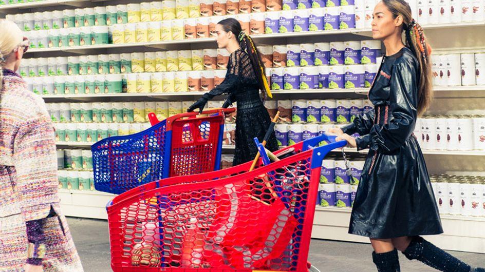 Cosas que pasan cuando odias ir de compras