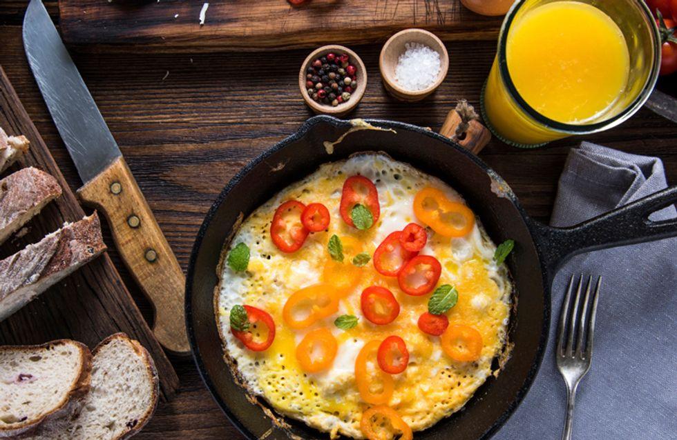 Aprende a comer saludable con las cuentas más verdes de Instagram