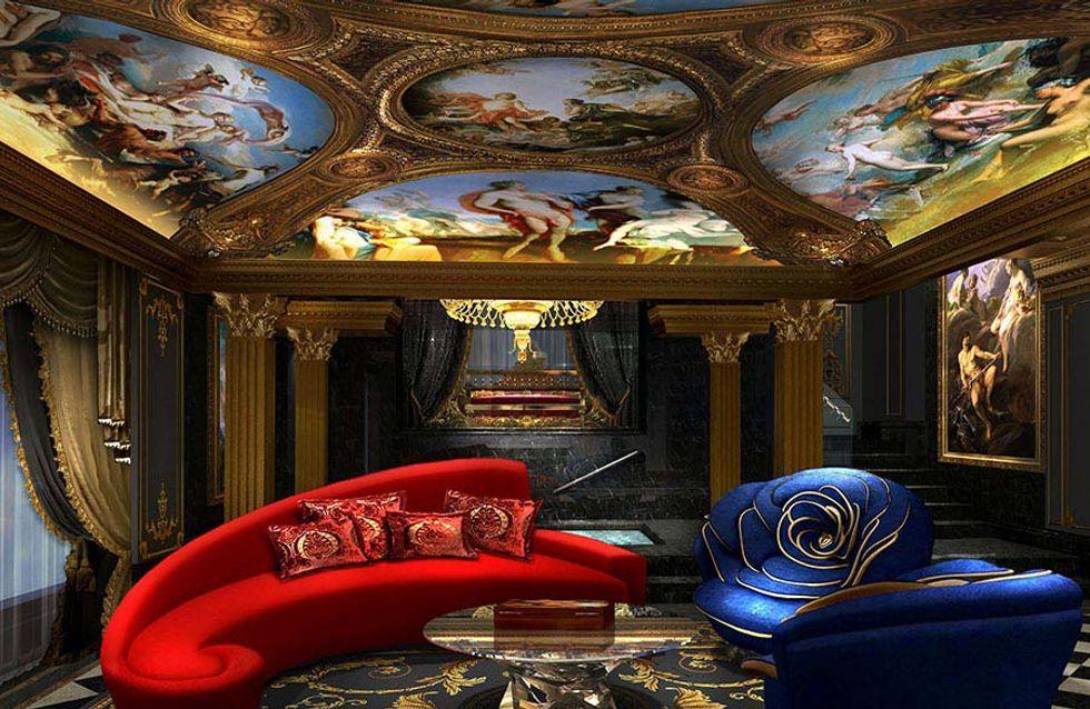 THE 13 presume de ser el hotel más caro del mundo