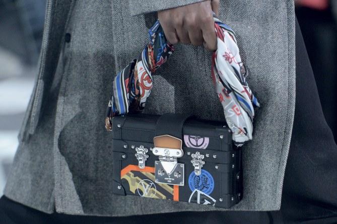 L'emblématique malle, à l'honneur chez Louis Vuitton